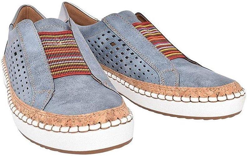 Slip Herren Damen Sneaker Schuhe Größe 43 ohne Schnürsenkel