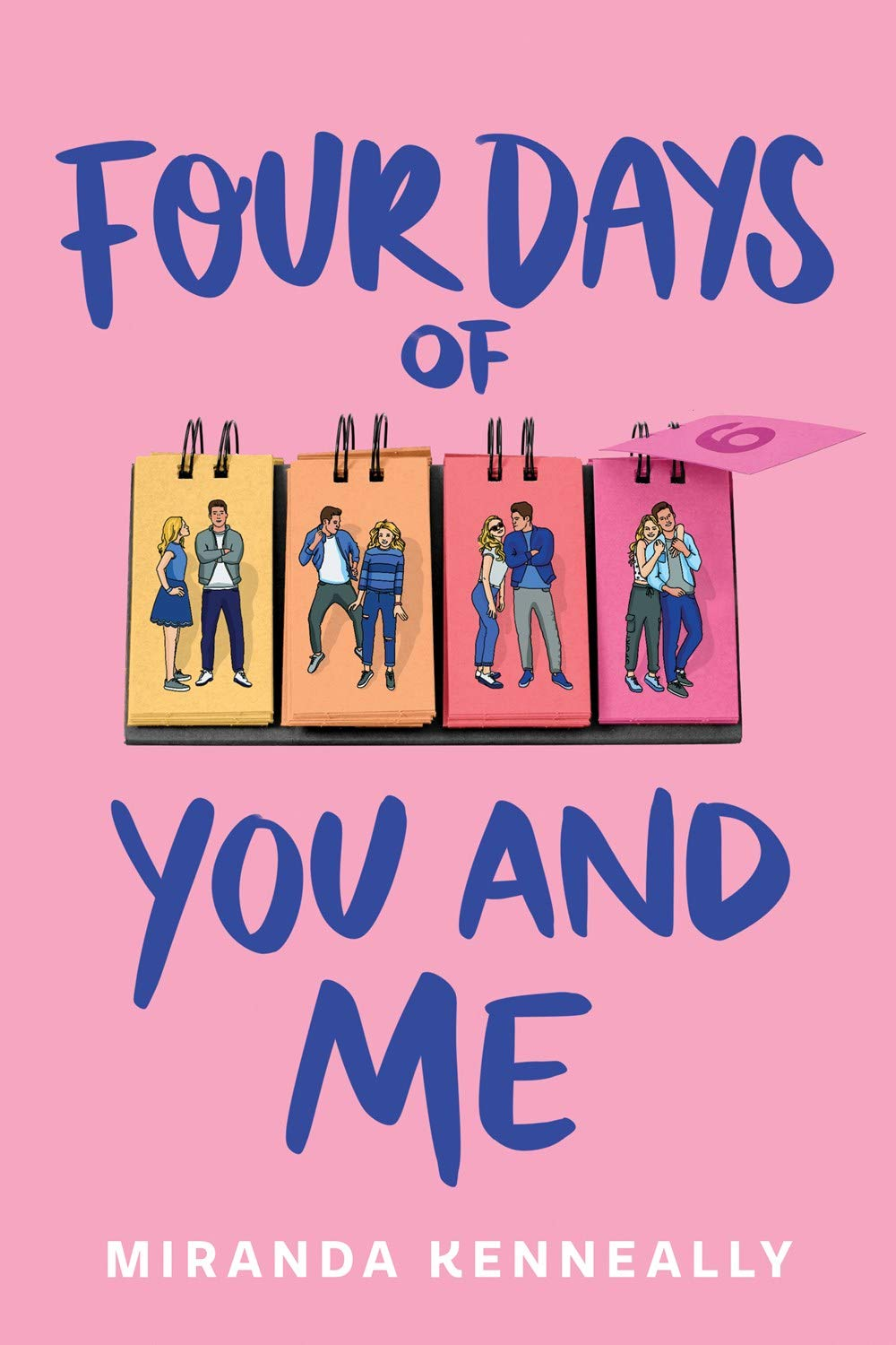 Amazon.com: Four Days of You and Me (9781492684138): Kenneally ...