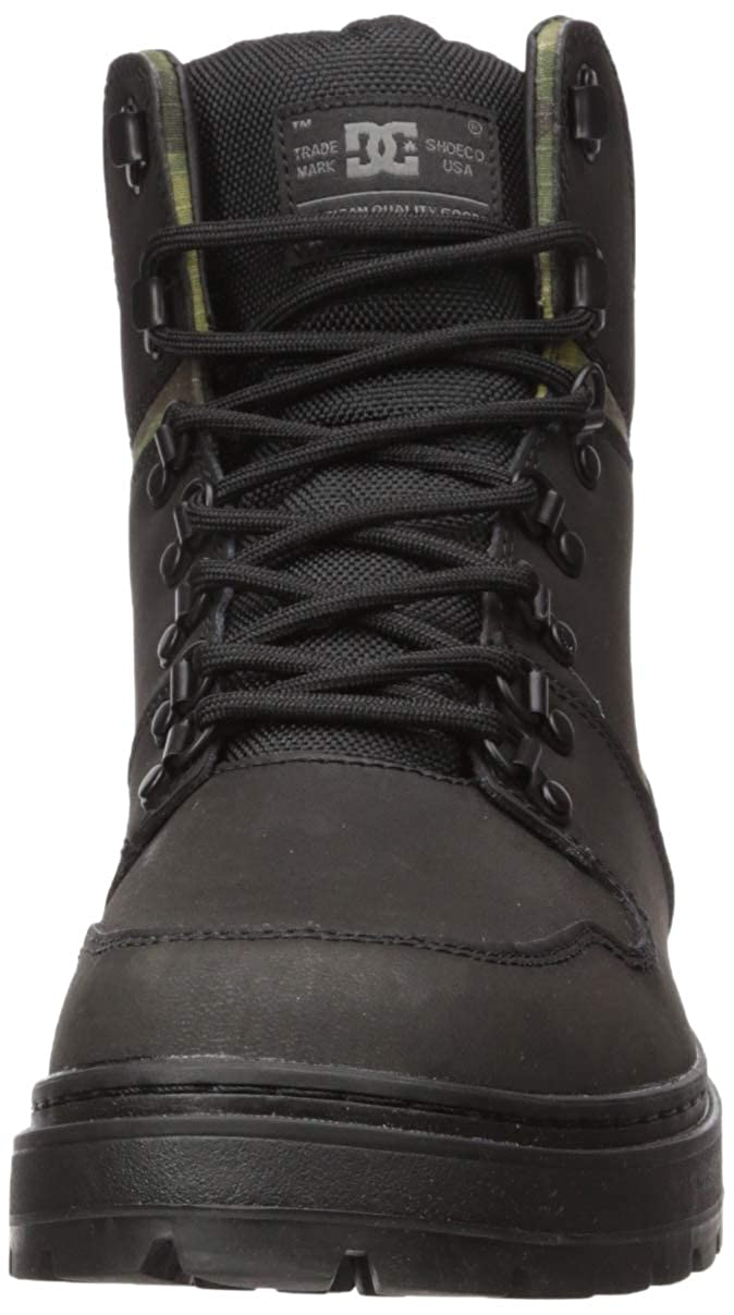 DC Mens Peary Tr Snow Boot