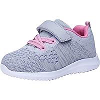 puuyfun Kids Slip-On Shoes Casual Lightweight Walking Shoes For Girls Boys Toddler//Little Kid//Big Kid 59 Black/&White US11//27