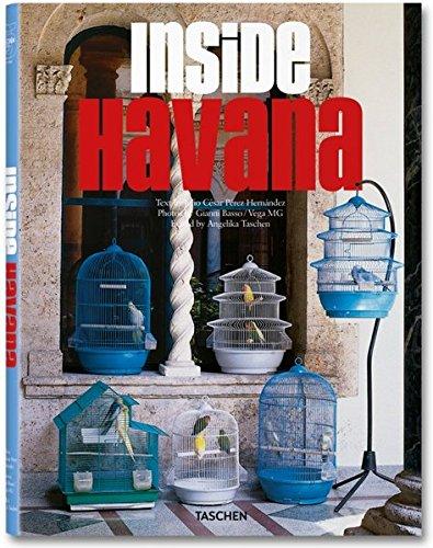 Inside Havana - Perez Photograph