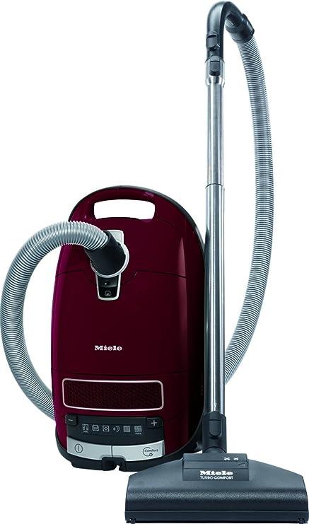 Miele Turbo Confort - Aspiradora de trineo, 1100 W, color rojo: Amazon.es: Hogar