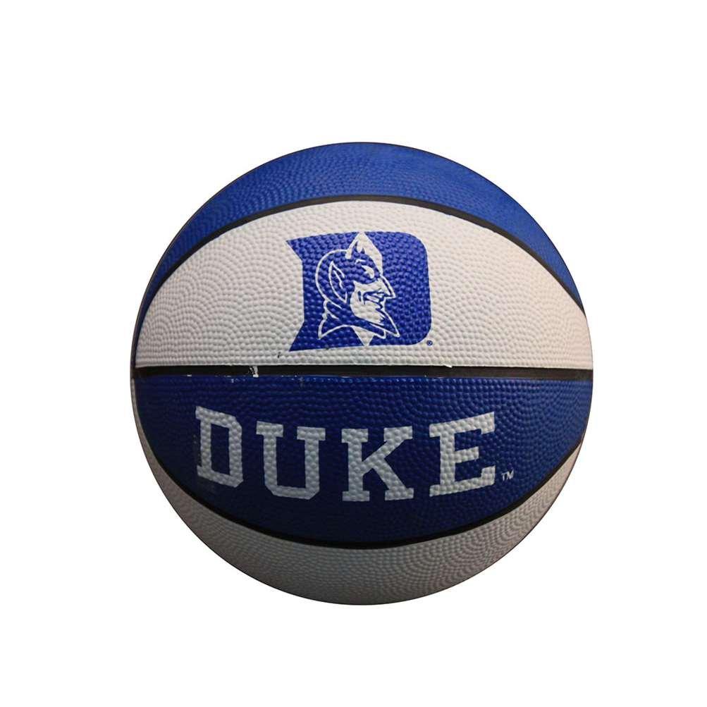 DukeブルーDevils Mini Rubber Basketball B00P8HSXI6