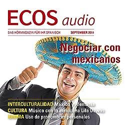 ECOS audio - México y Alemania. 9/2011