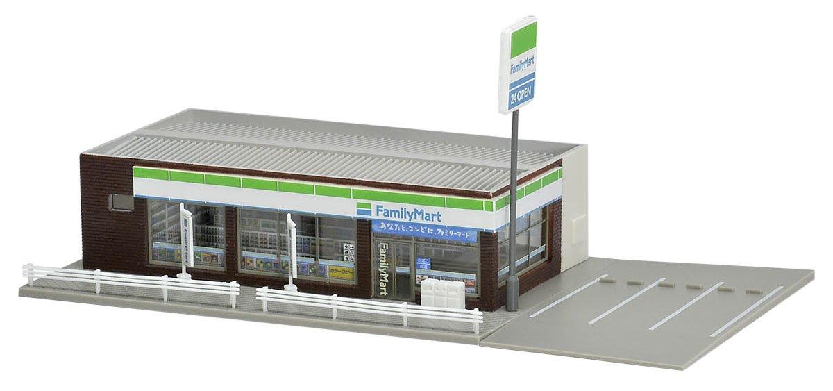 Tomytec 004270Family Mart Supermarket