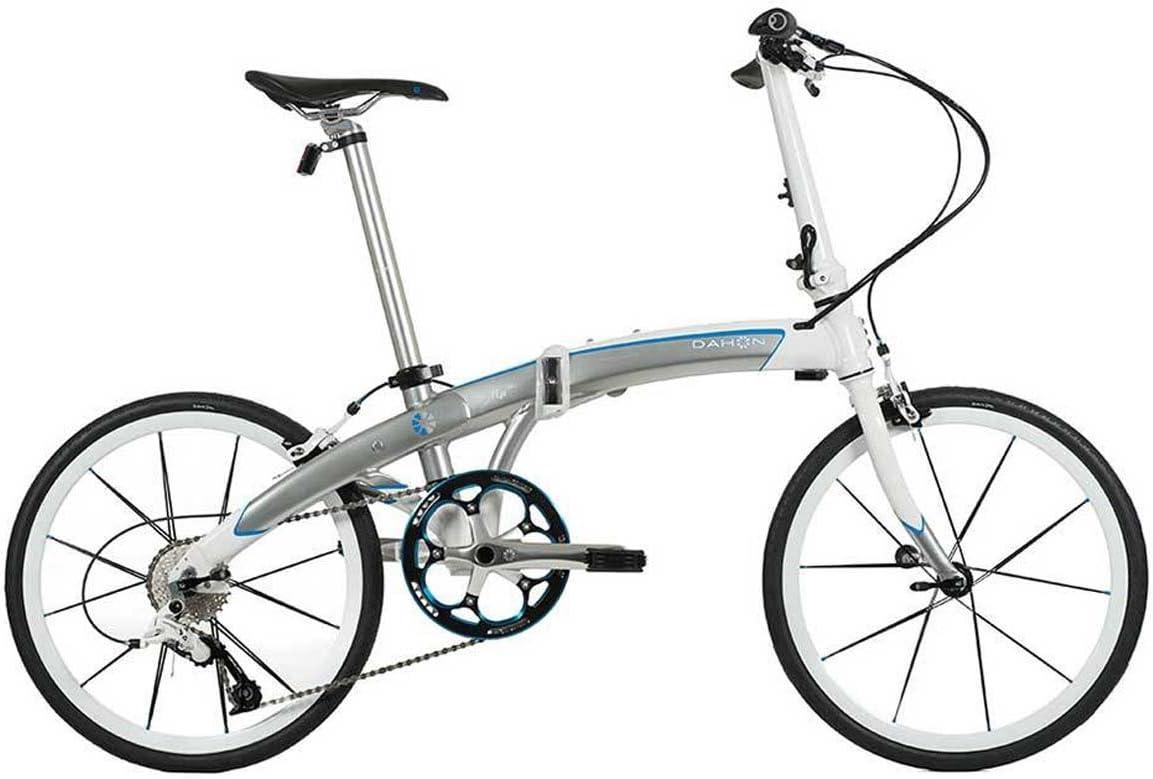 Dahon Bicicleta Plegable MU SL 2014: Amazon.es: Deportes y aire libre