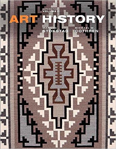 art history volume 2 books a la carte 6th edition