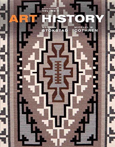Art History Vol 2 (6th Edition)