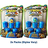The Trash Pack Series 3, (2x 5-PACK), Random, Styles Vary, Genuine Moose Toys