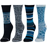 Kirkland Signature Womens Trail Sock Pack of 4