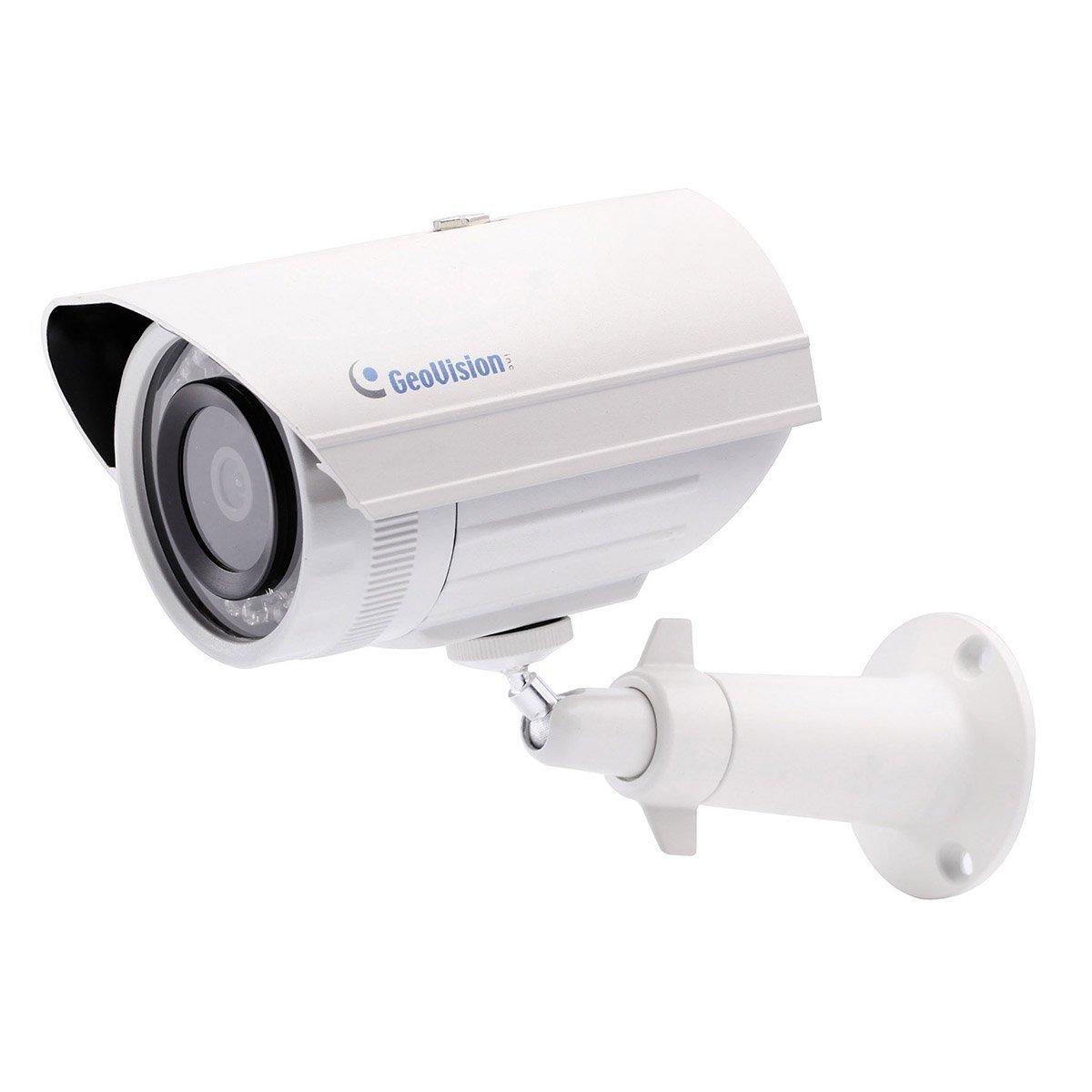 Geovision GV-EBL1100-1f   Target series 1.3MP 6mm, H.264, Low Lux, WDR, IR, IP Bullet Camera [並行輸入品] B01KDO11NM