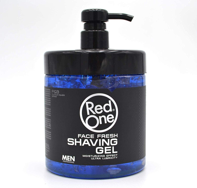Red One Face Fresh Shaving Gel 1000ml