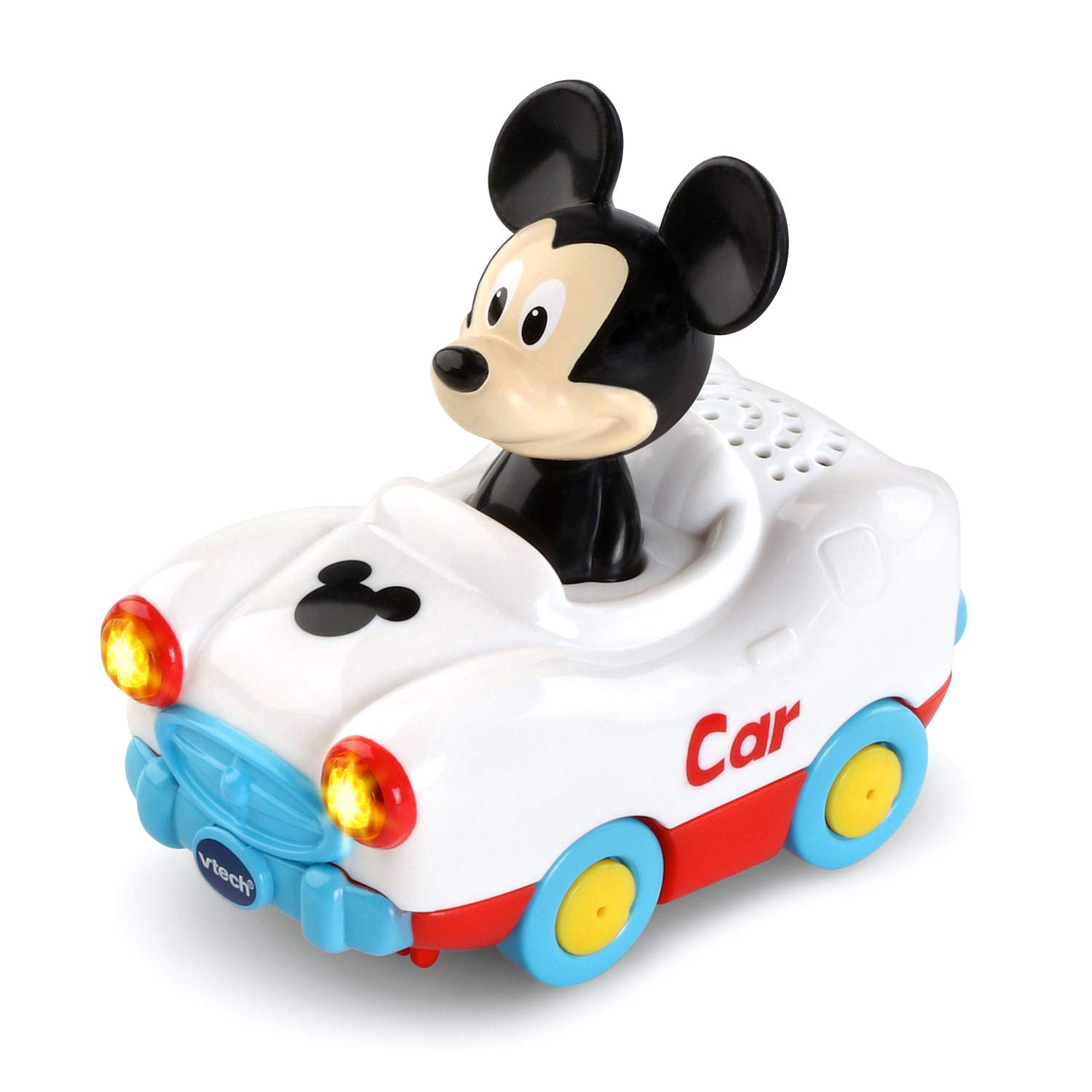 VTech Go! Go! Smart Wheels Mickey Mouse Magical Wonderland, Multicolor by VTech (Image #3)