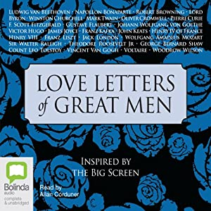 Love Letters of Great Men Audiobook
