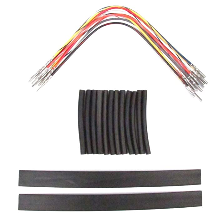61umjxMQ9IL._SX681_ 2007 harley handlebar wiring harness plug harley davidson wiring  at bakdesigns.co