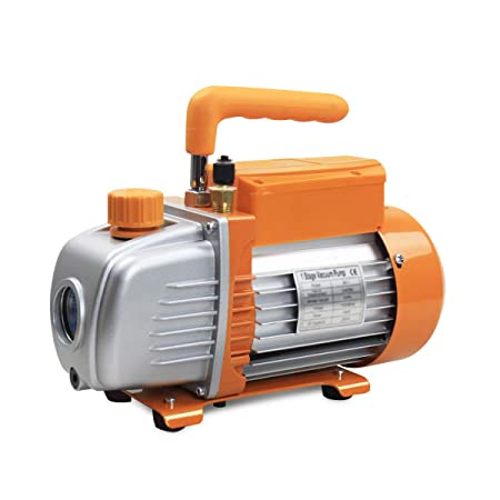 Bacoeng 3 Cfm Single Stage Vacuum Pump
