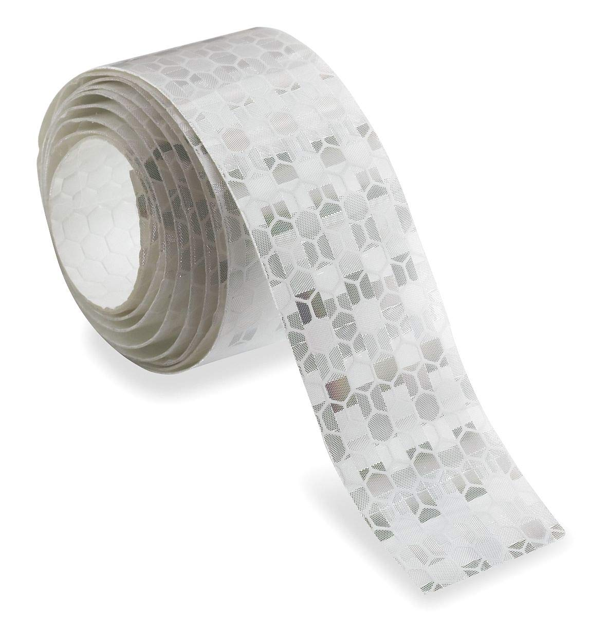 Telemecanique Sensors Silver Reflective Tape, Paper, For Use With Polarized Retroreflective Photoelectric Sensors - XUZB15