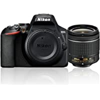 Nikon D3500 + 18-55mm VR Single Lens Kit, Black