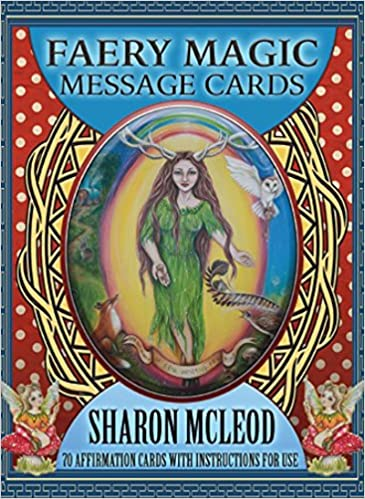 Faery Magic Message Cards 70 Affirmation Cards With Instructions