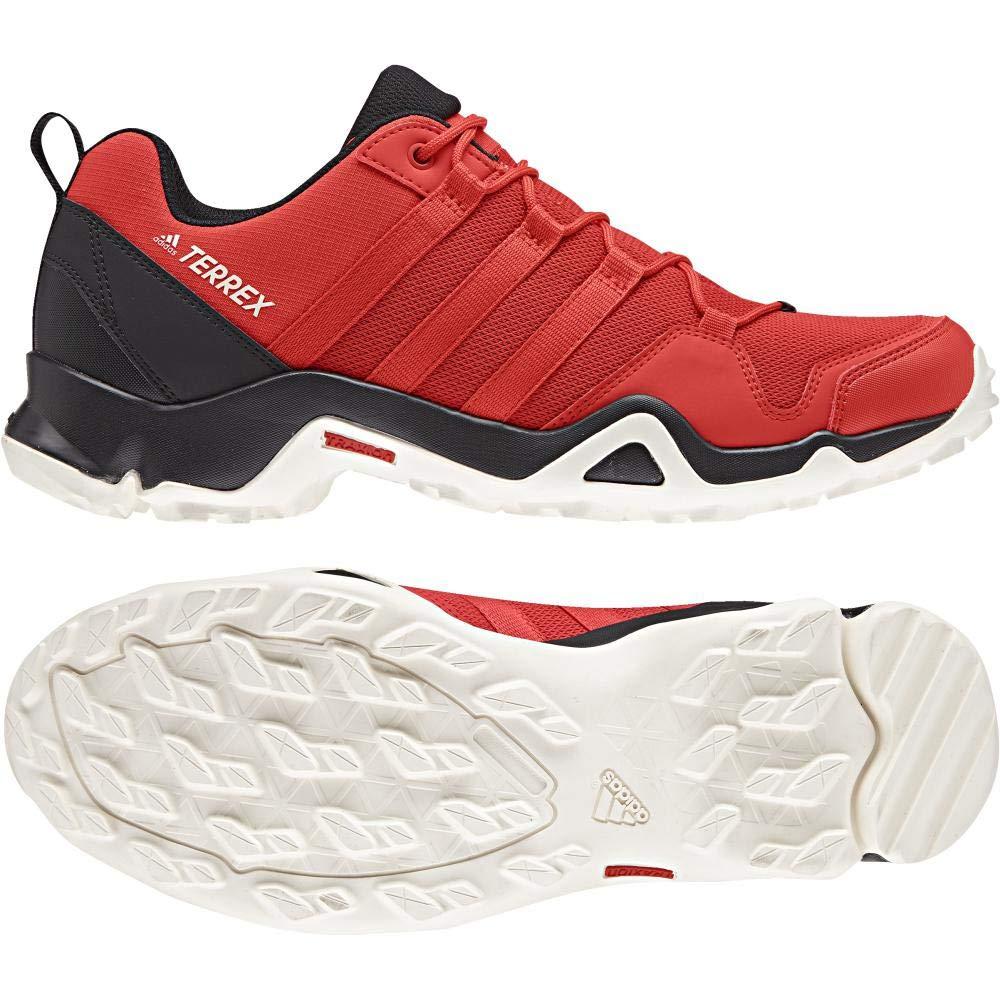 Rouge (Roalre   Roalre   Blatiz 000) 46 2 3 EU adidas Terrex Ax2r, Chaussures de Randonnée Basses Homme