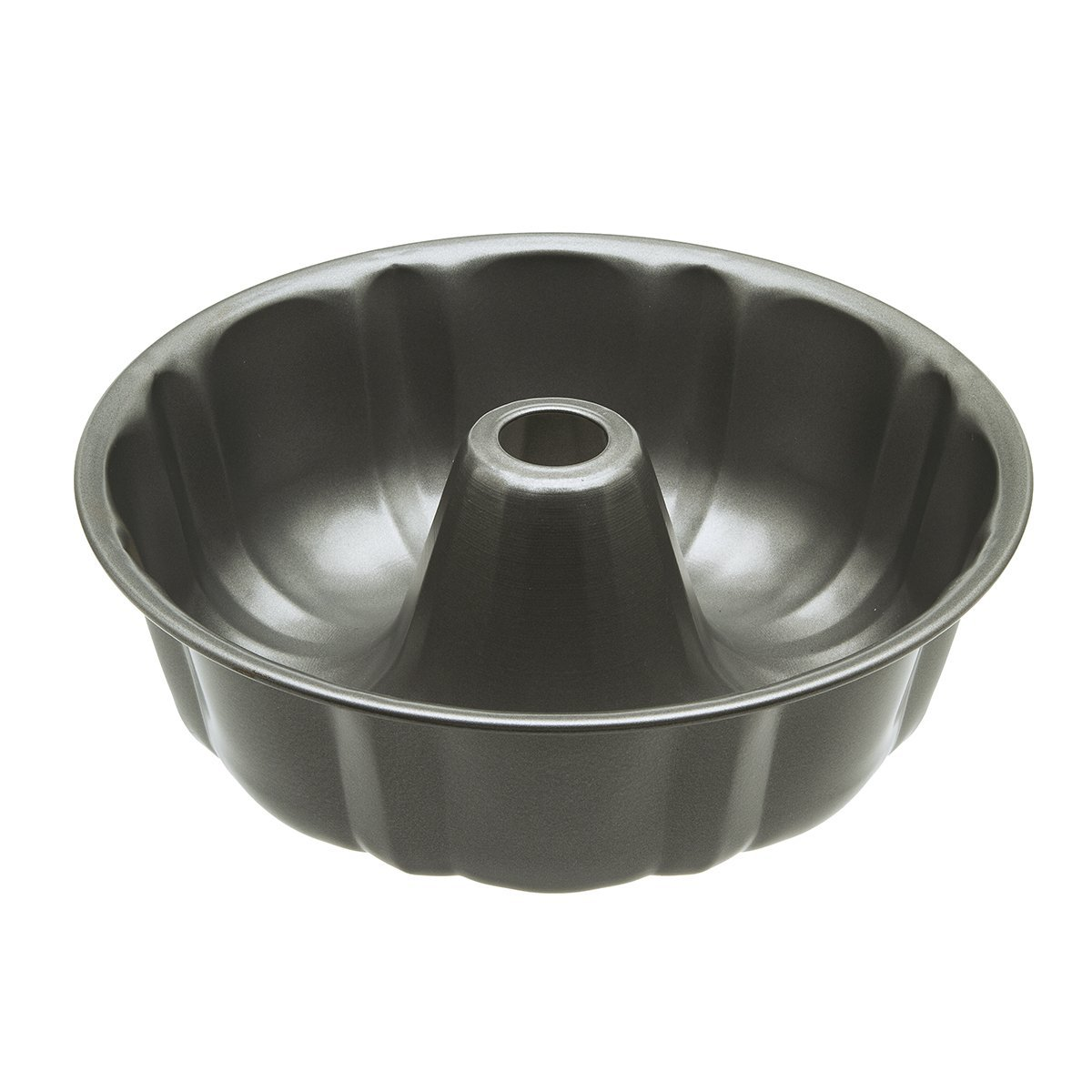 Ecolution Bakeins Fluted Tube Cake Pan - BPA, PFOA, PTFE FREE Coating
