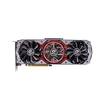 Grborn Tarjeta gráfica iGame GeForce RTX 2070 Super Advanced ...