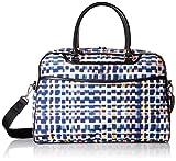 Vera Bradley Iconic Weekender Travel Bag, Microfiber, Abstract Blocks