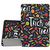 MoKo Case for iPad Pro 9.7 - Slim Lightweight Smart-shell Stand Cover Case with Auto Wake Sleep for Apple iPad Pro 9.7 Inch 2016 Release Tablet (Not fit New iPad 9.7 Inch 2017 Version) - Candy BLACK