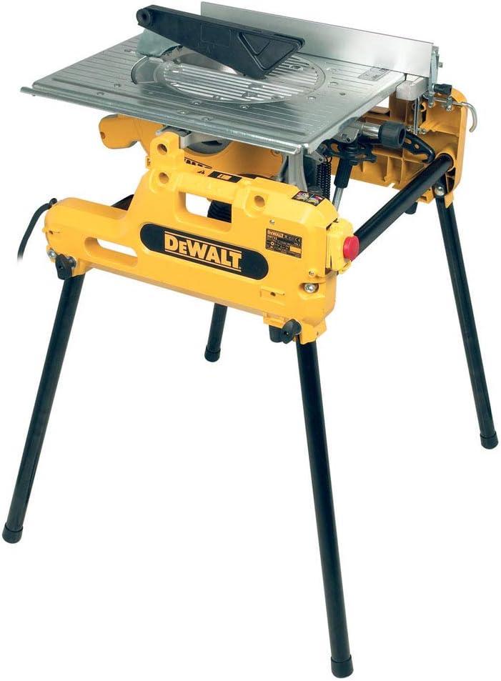INGLETADORA DEWALT DW743N-QS - Sierra Combinada 2.000W