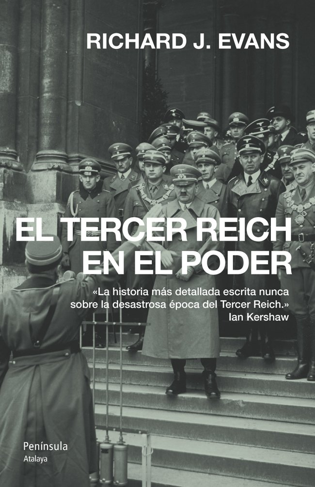 El III Reich en el poder, 1933-1939 [Perfect Paperback] by ...