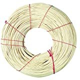Rayher Rattan No 6 Roll, Natural-Colour, 2.6 mm, 500 g