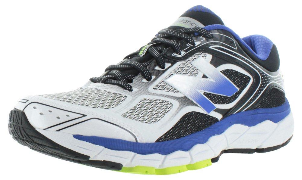 New Balance Men's M3190V2 Neutral Run Shoe Running Shoe B00RA84HSG 10 N US|Silver/Blue