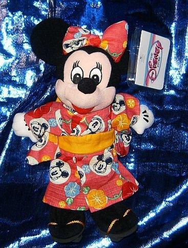 (Disney's Minnie Mouse Geisha 8