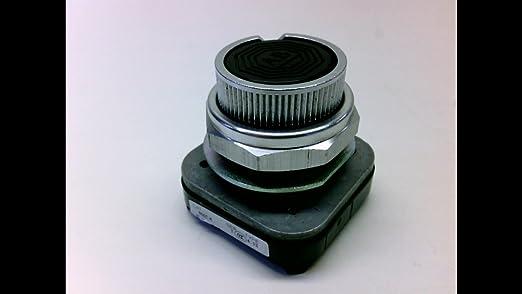 Allen Bradley 800T-K Series T 30 5Mm Black Push Button 800T