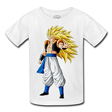 9a21b62b94e Fabulous T-shirt Kids T-Shirt Dragon Ball Z Anime Manga Japan Fusion ...