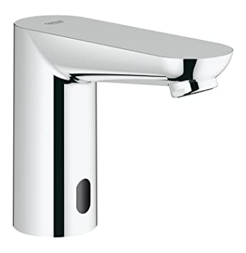 Grohe Euroeco CE Spezialarmaturen Infrarot-Elektronik (für Waschtisch, DN  15 ohne Mischung) chrom, 36271000