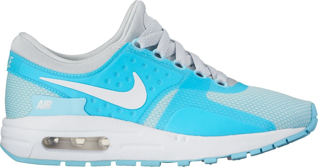 Nike Air Max Zero Essential GS Size (4) Blue by Nike (Image #1)