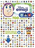 Disney Pixar Emoji Super-smiley Activities: Over 700 Stickers