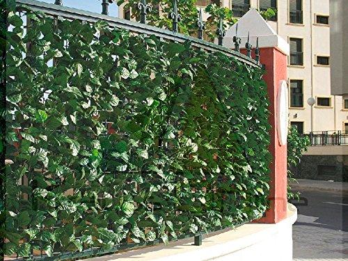 Catral 43020012cespuglio artificiale Hedra, Verde, 300x 3x 100cm