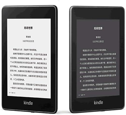 PKJI Kindle Paperwhite Ereader - Pantalla de Tinta, Pantalla de Alta resolución de 6