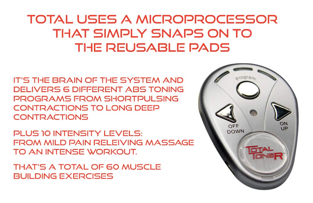 Core & Abdominal Trainers Body Abs Trainer Muscle Pulse Trainer ...