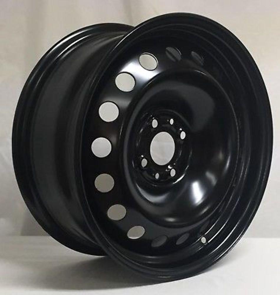 New 16' Fiat 500 4 Lug Steel Wheel Rim 61667am Wheels Express Inc