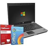 "HP EliteBook 8440p 14"" Laptop Notebook Intel Core i5-520M 2X 2,4 bis 2,9GHz 8GB DDR3 500GB HDD - Windows 10 Pro 64Bit + BullGuard Internet Security + SoftMaker Office 2018 - Standard"