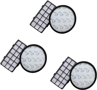 Lote de 3 filtros HEPA para aspiradora Rowenta X-Trem Power ...