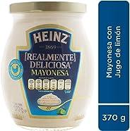 Heinz Mayonesa con Jugo de limón, 370 g