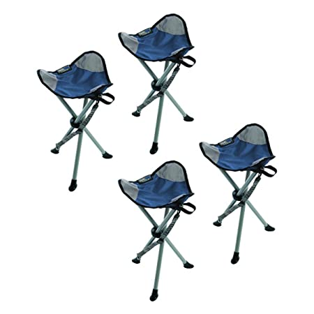 TravelChair Slacker Chair, Super Compact, Folding Tripod Camping Stool
