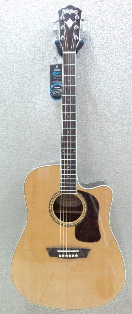 Washburn HD71SCEG-O Solid Cedar Top Dreadnought Acoustic-Electric Guitar -BLEM by Washburn