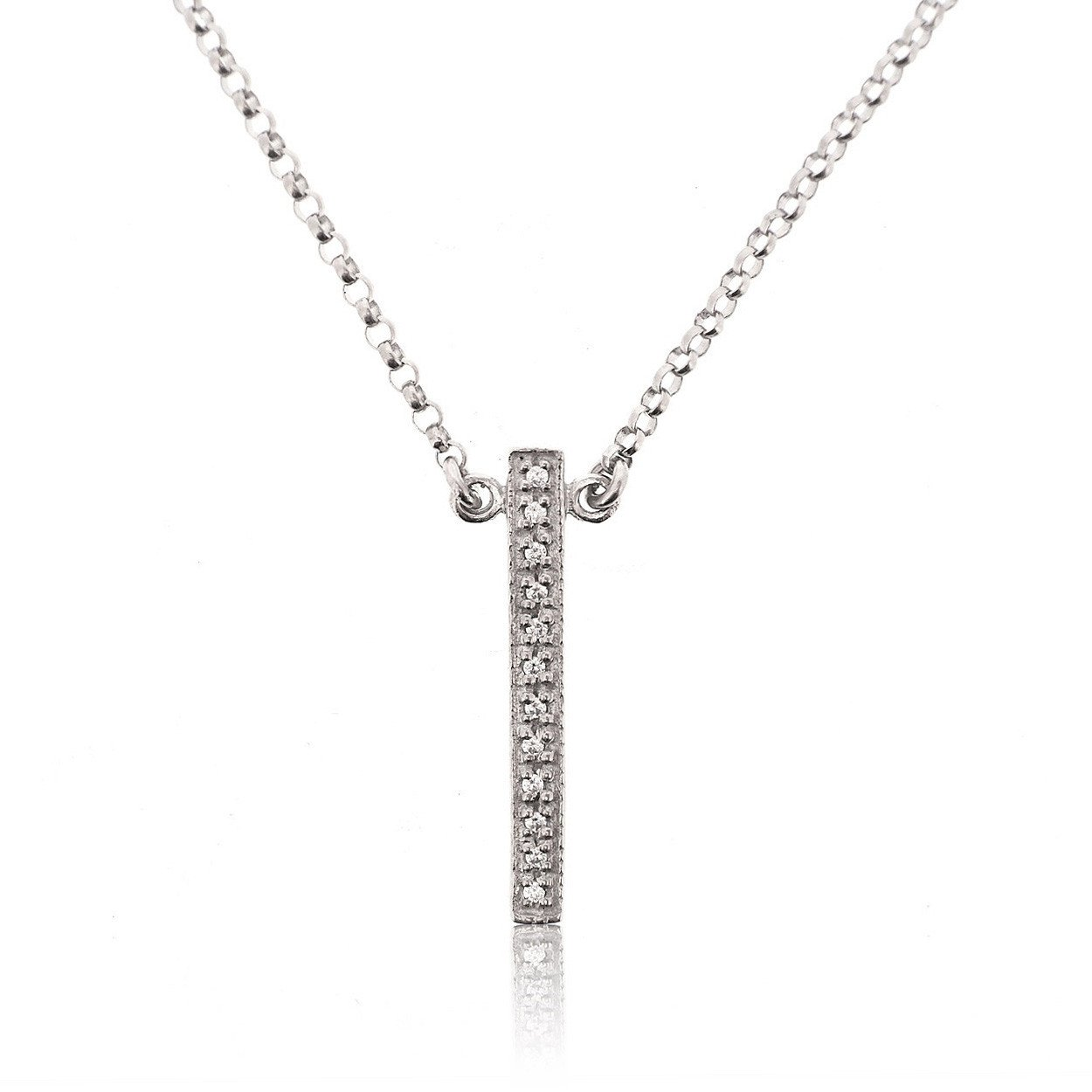 Perfect For Birthday Gifts For Women and Girls SOVATS Ballet Dancer Necklace For Women 925 Sterling Silver Rhodium Plated