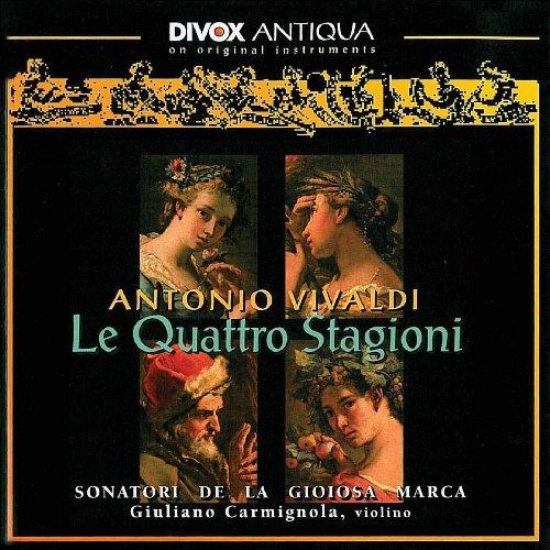 Vivaldi: Le Quattro Stagioni - Antonio Vivaldi Le Quattro Stagioni