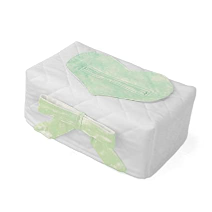 Therese Accessoires minze – Funda para toallitas húmedas (24 x 14 ...